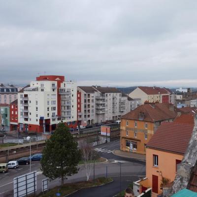 Vues des toits