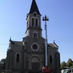 Eglise de Bellevue